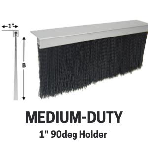 Med-Duty Brush - 1in 90deg holder