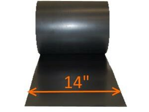 "1/8"" x 14"" Weather Seal"