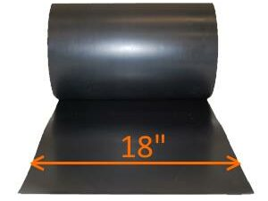 "1/8"" x 18"" Weather Seal"