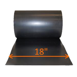 """1/8"""" x 18"""" Weather Seal"""