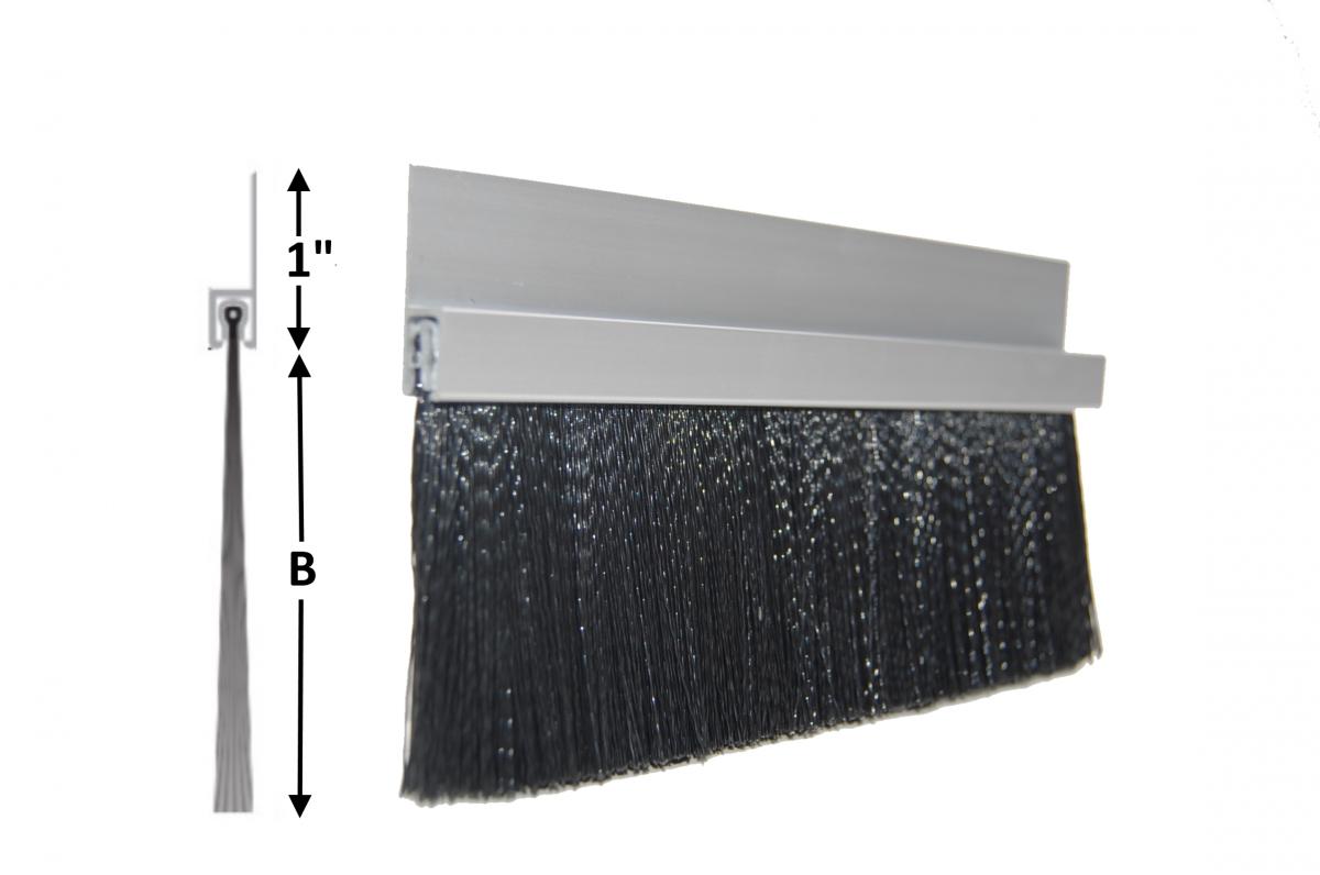 Medium-Duty Brush Seal - D480
