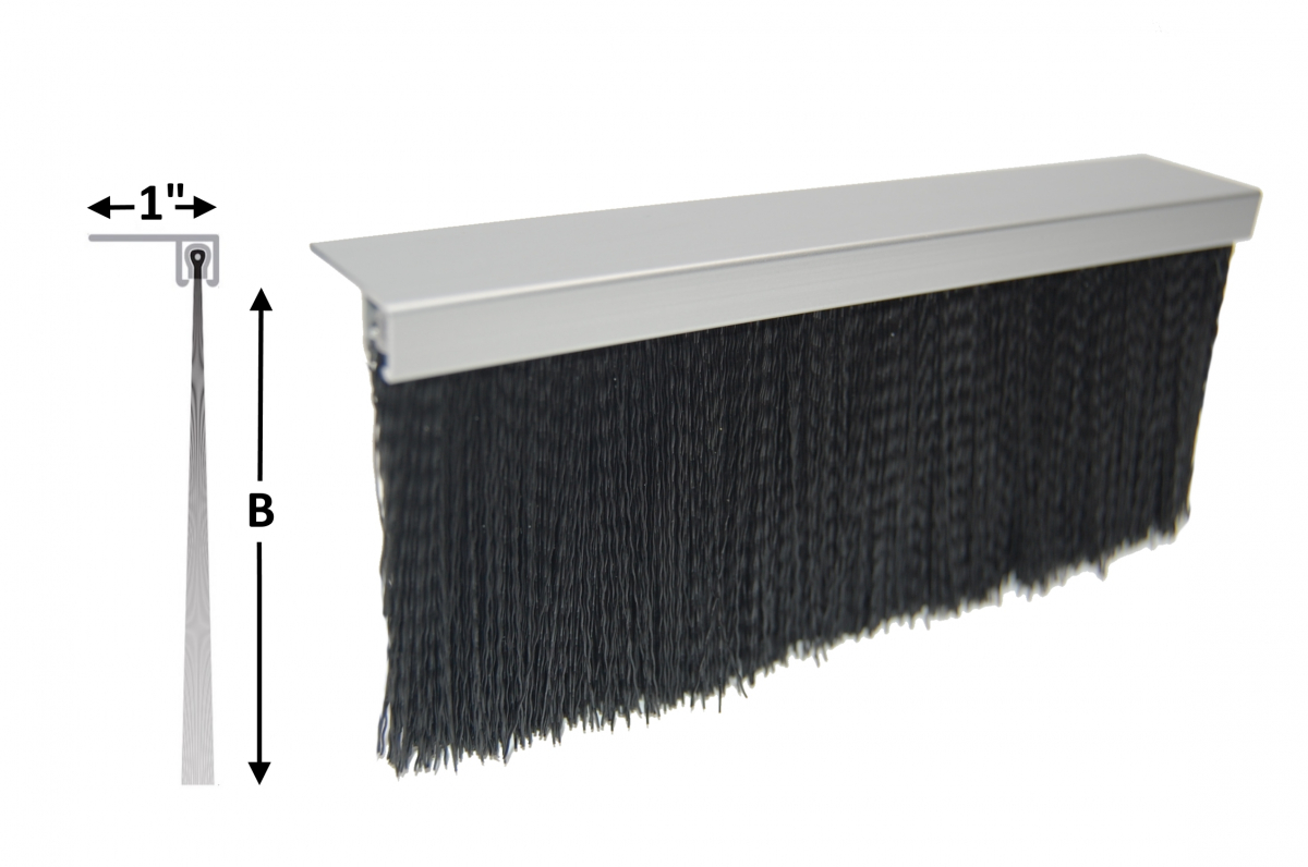 Medium-Duty Brush Seal - D490